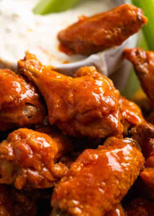 Kycklingvingar Buffalo Wings